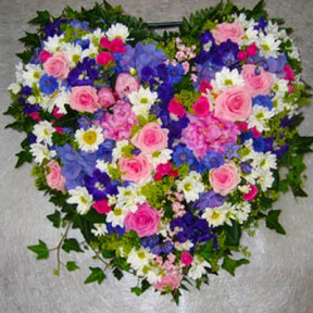 Funeral Flowers - Farewell my beloved FRIEND (Small)