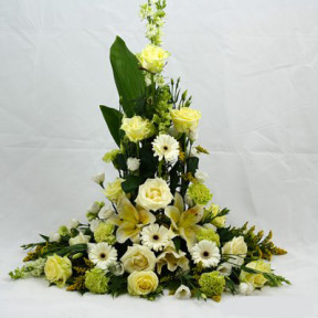 Funeral Flowers - Farewell my great FRIEND (Small)