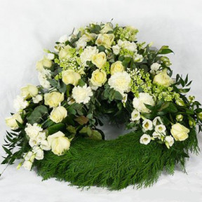 Funeral Flowers - Stylish (Small)