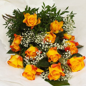 Funeral Flowers - Colorful (Small)