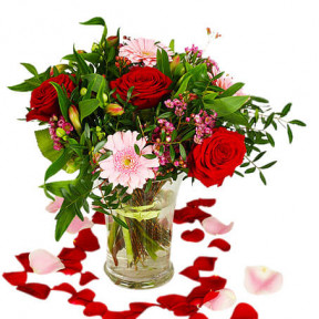 Send The Bouquet Hemmamys As Flower Delivery (Standard)