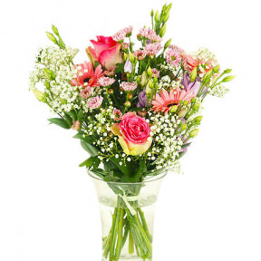 Send The Bouquet Of New York As Flower Delivery (Standard)