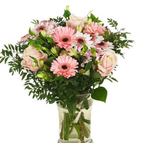 Send The Bouquet Of Sweet Dreams As A Flower Messenger