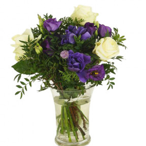 Send Bouquet Blueberry As Blombud