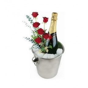 Bouquet Of 24 Roses. Chocolates Box Included