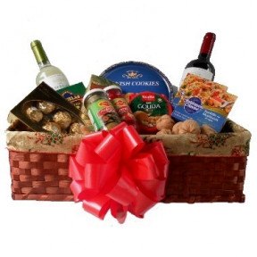 Gourmet Basket To Chile