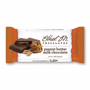Premium Milk Chocolate Peanut Butter Bars (Set of 8)
