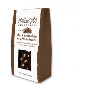 Dark Chocolate Covered Espresso Beans (Set of 8)