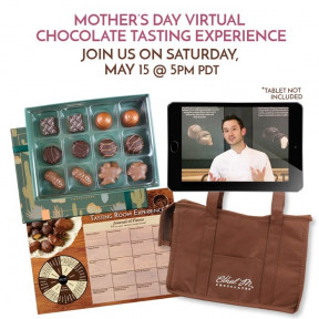 Mother's Day Virtual Chocolate Tasting