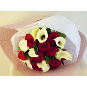 Roses & Calla Lilies Bouquet