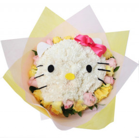 Hello Kitty Fresh Bouquet