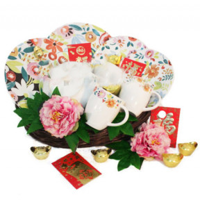 Parcel Keramik Imlek: Dinner Set 3