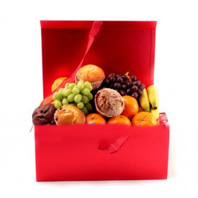 Muffins & Fruits Hamper