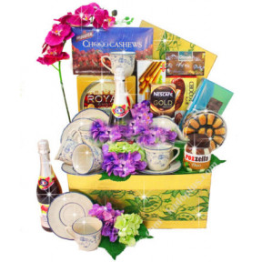Hari Raya Hamper: Elegant Selection 1
