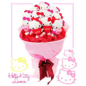 Hello Kitty Love Bouquet