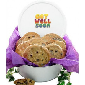 Get Well Gourmet Tin (2 Dozen)