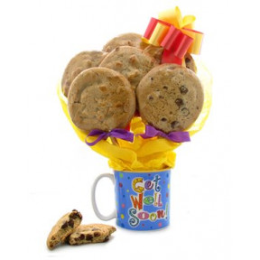 Get Well Mug Bouquet (1/2 Dozen)