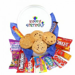 Birthday Goodie Tin (1 Dozen)