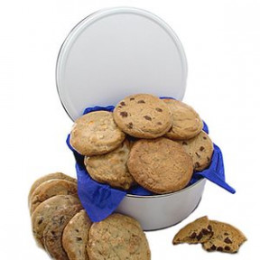 Gourmet Cookie Tin