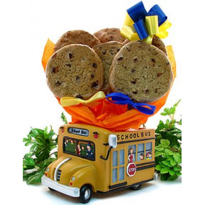 School Bus Bouquet (1 Dozen)