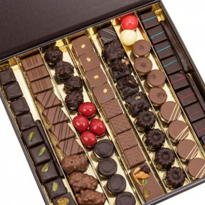 Box Of 75 Chocolates Tentation