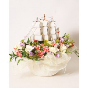 Arrangement LOVE SHIP (Medium)