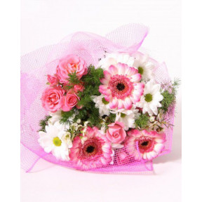 Bouquet in Pink Colours (Small)