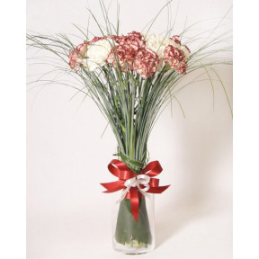 Carnation bouquet for Father (Medium)