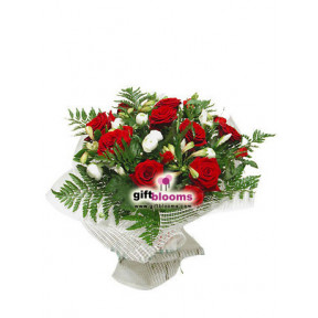 Bouquet of flowers Red inspiration