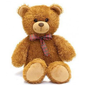 Soft toy Teddy Bear Sacha, 55 cm