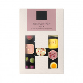 The Exuberantly Fruity Chocolate H-Box