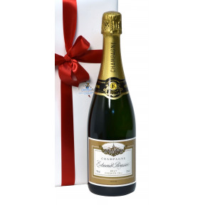 Champagne Edmond Roussin as a promotional gift