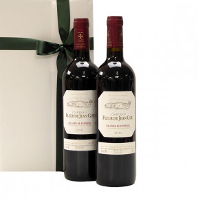 Duo Lalande de Pomerol as a gift