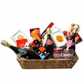 Luxury Exclusive Champagne gift basket