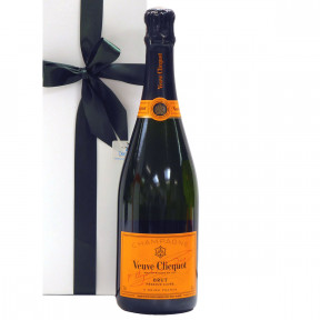 Veuve Clicquot as a promotional gift