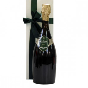 Gosset Millesime as a promotional gift