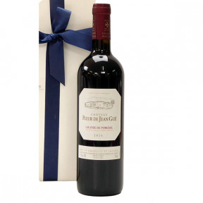 Lalande de Pomerol as a promotional gift
