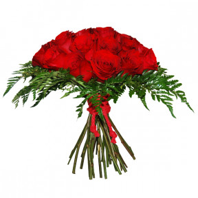 Bouquet of red roses (Small)