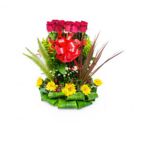Floral Arrangement Of Love - 1