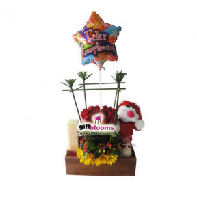 Floral Arrangement For Birthday-23