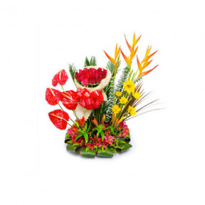 Floral Arrangement To Say I Love You-3