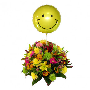 Floral Arrangement For Birthday-10