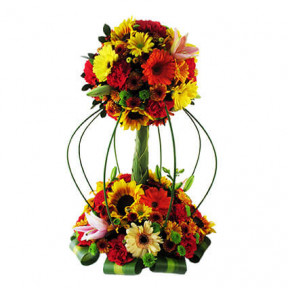 Floral Arrangement For Birthday-14