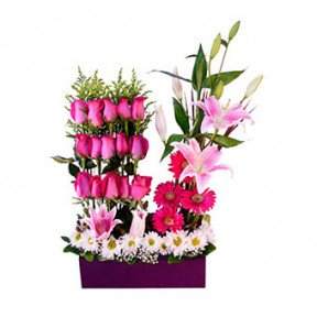 Floral Arrangement For Her-3