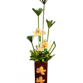 Orchid Flower Arrangement-1