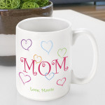Personalized Mother's Day Coffee Mugs