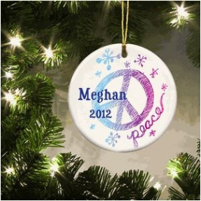 Personalized Kristmas Ornament
