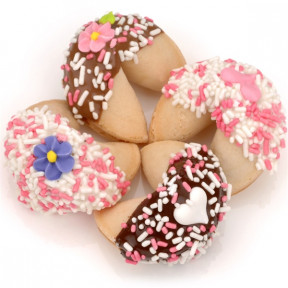 Mother's Day Gourmet Fortune Cookies-Individually Wrapped -