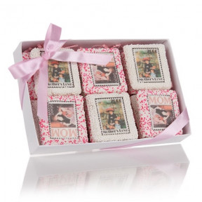 Lady Fortunes Mother's Day Sugar Shortbread Stamps