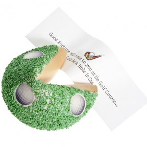 Golfing Super Giant Fortune Cookie